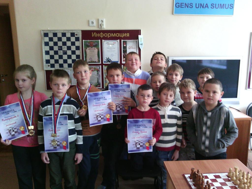 Младшие победители