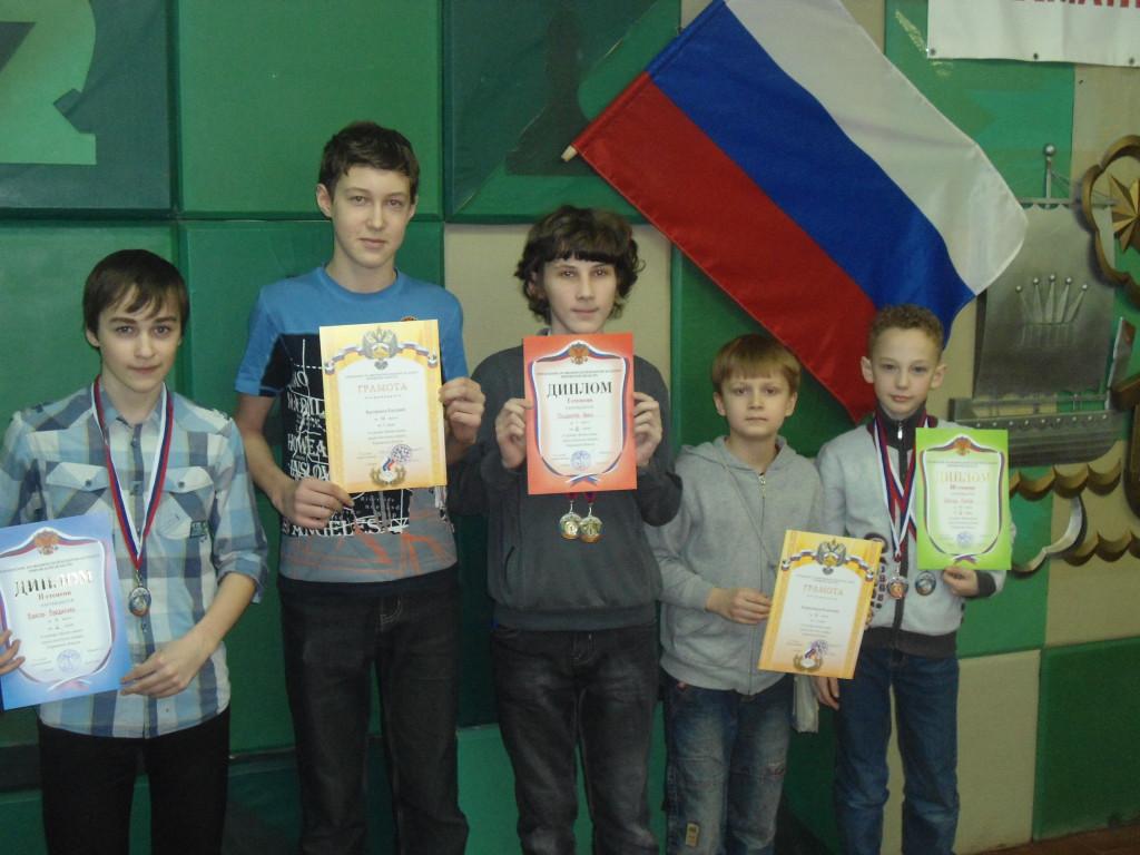 Сергей - 3 место